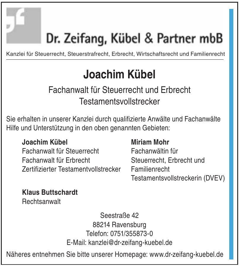 Dr. Zeifang, Kübel & Partner mbB