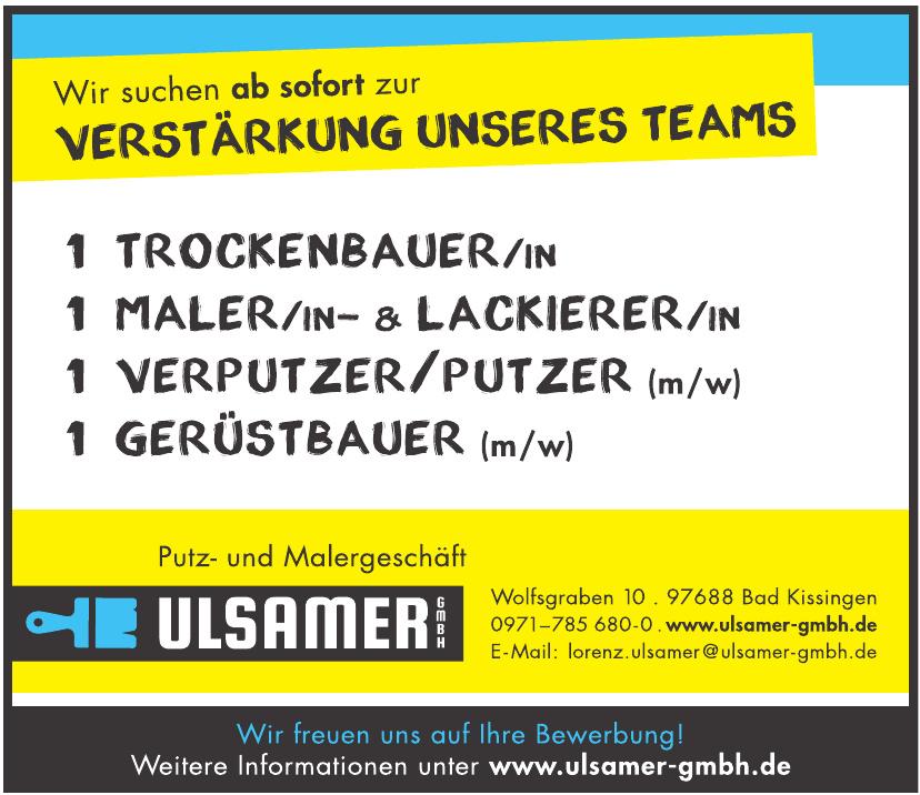 Ulsamer GmbH