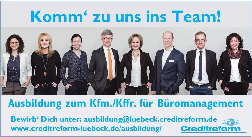 Creditreform Lübeck von der Decken KG