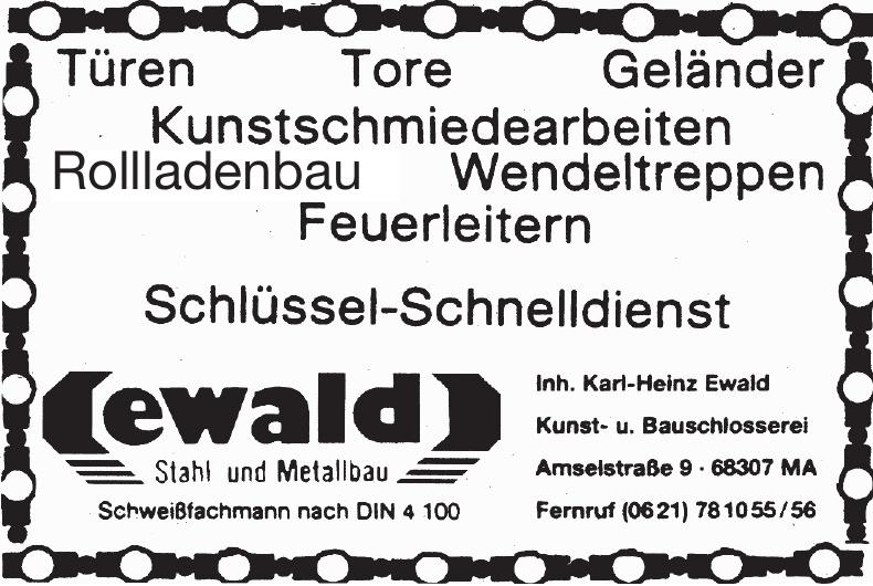 ewald Stahl und Metallbau