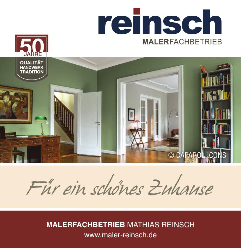 Maler Reinsch