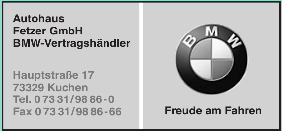 Autohaus Fetzer GmbH