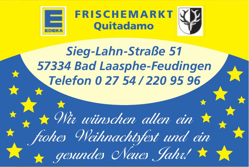 Edeka Frischemarkt Quitadamo