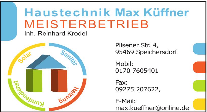 Haustechnik Max Küffner