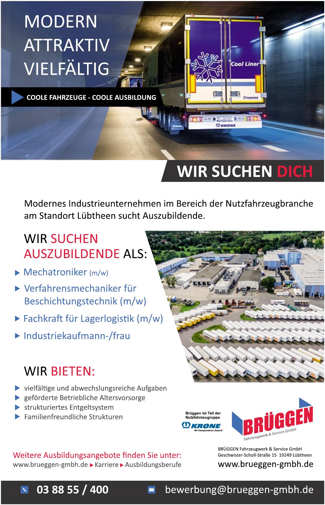 Brüggen Fahrzeugwerk & Service GmbH