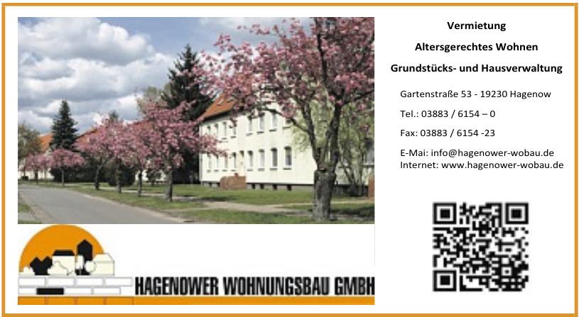 Hagenower Wohnungsbau GmbH