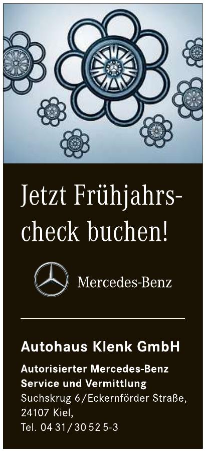 Autohaus Klenk GmbH