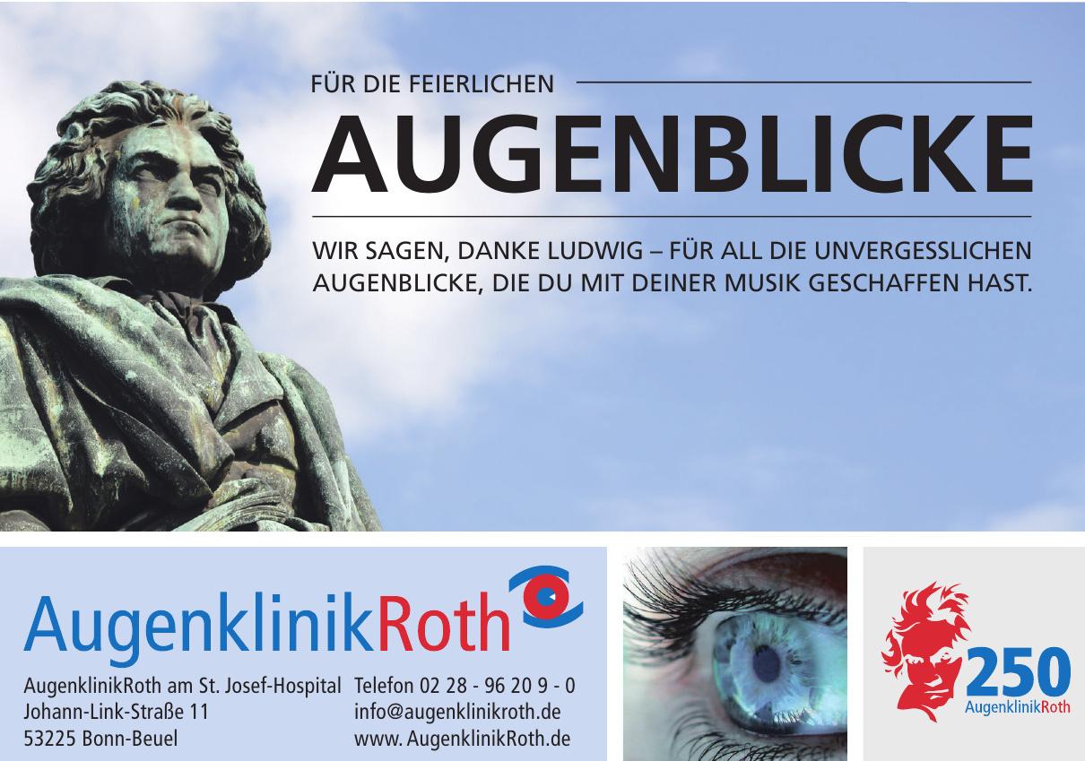 Augenklinik Roth am St. Josef-Hospital