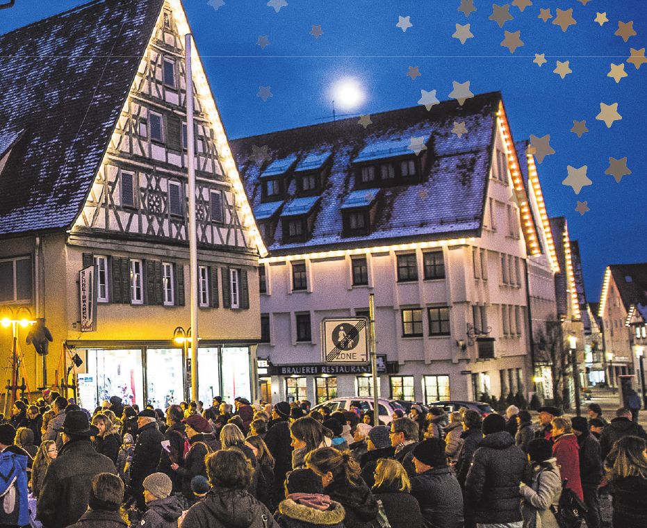 Giengen im Advent 2018 Image 3