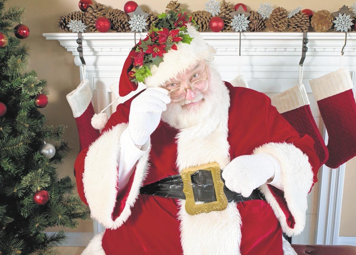 Jetzt ist die Zeit, in der viele freiwillige Weihnachtsmänner gesucht werden – gern mit Naturbart Foto: pixabay