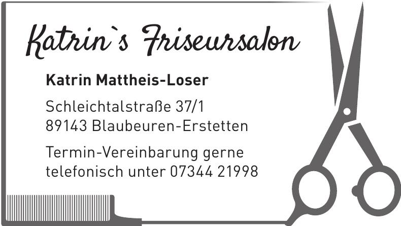 Katrin`s Friseursalon