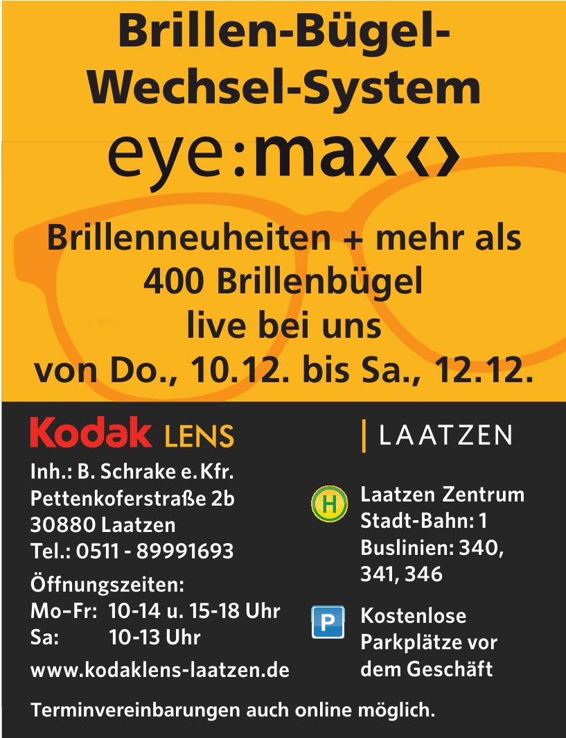 Kodak Lens