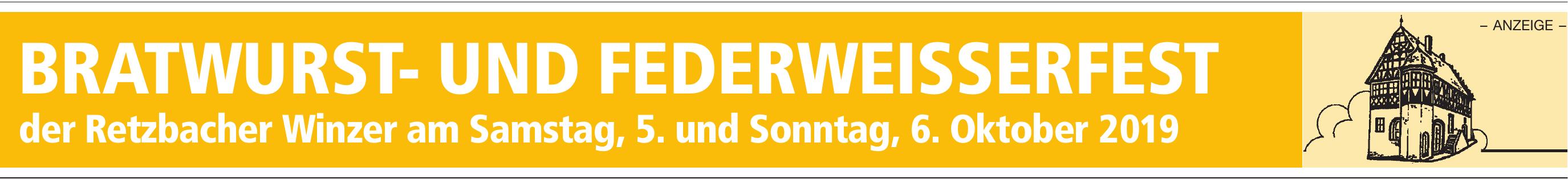 Bratwurst- und Federweisserfest Image 1