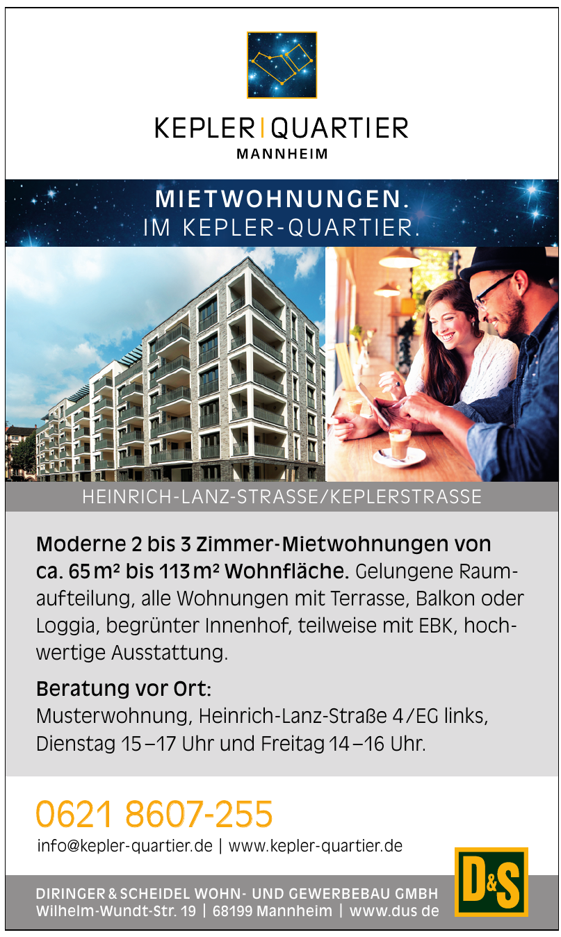 Diringer & Scheidel Wohn- und Gewerbebau GmbH