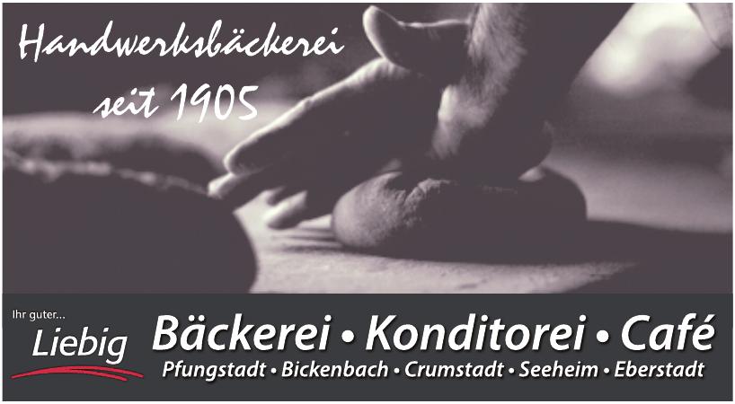 Bäckerei - Konditorei - Café Liebig