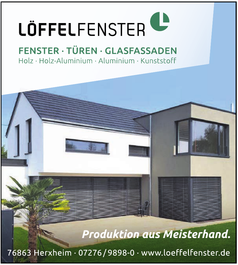 Löffel Fenster + Fassaden GmbH & Co. KG