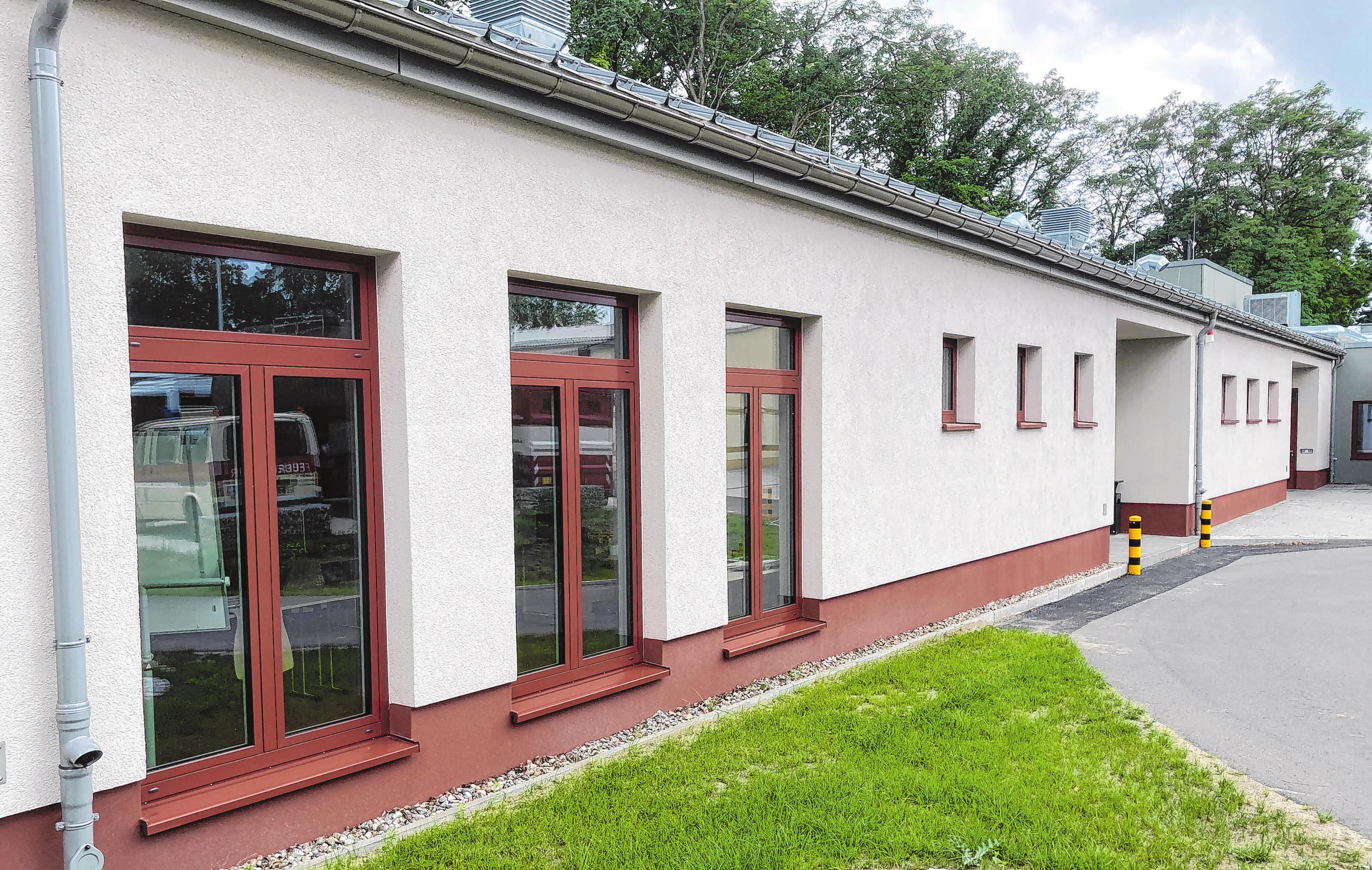 Haus III, fertiggestellt im ersten Quartal 2021. Foto: René Wernitz