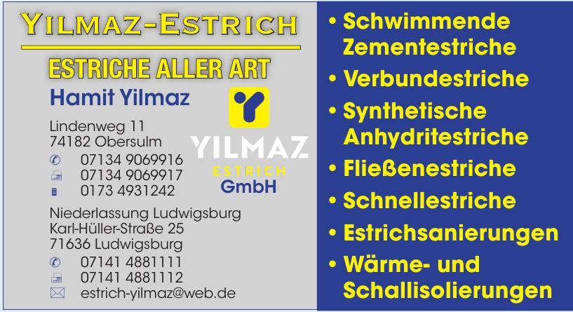 Yilmaz GmbH