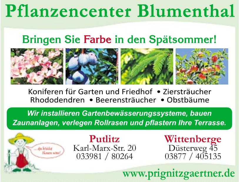 Pflanzencenter Blumenthal