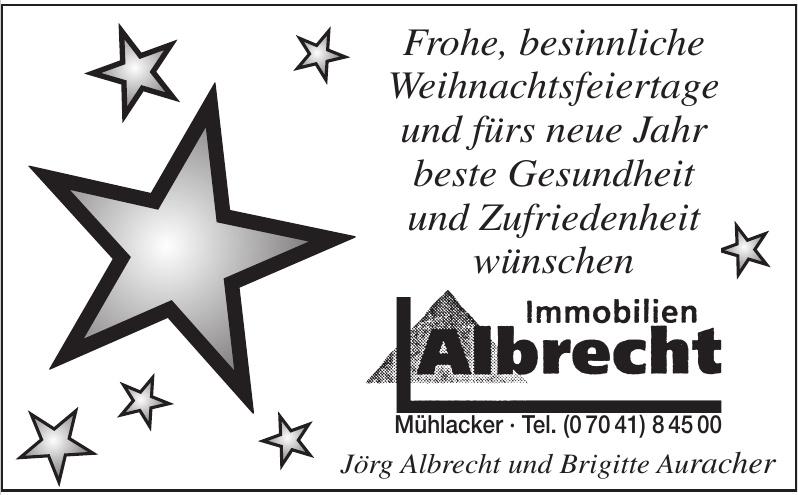 Immobilien Albrecht