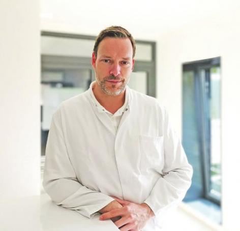 Dr. Thorsten Schmidt ist neuer Sektionsleiter der Unfallchirurgie an der Paracelsus-Klinik in Henstedt-Ulzburg