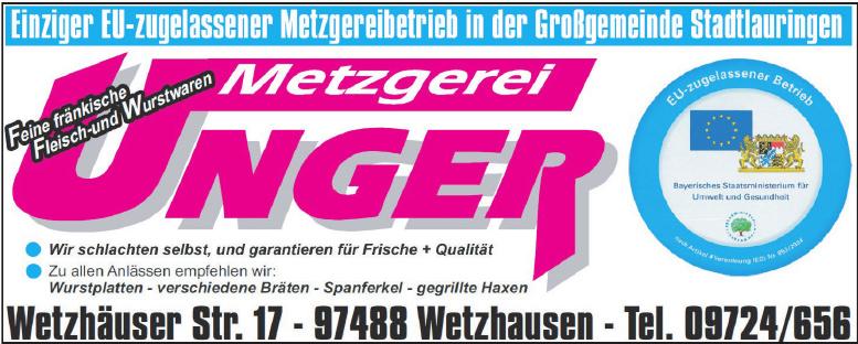 Metzgerei Unger