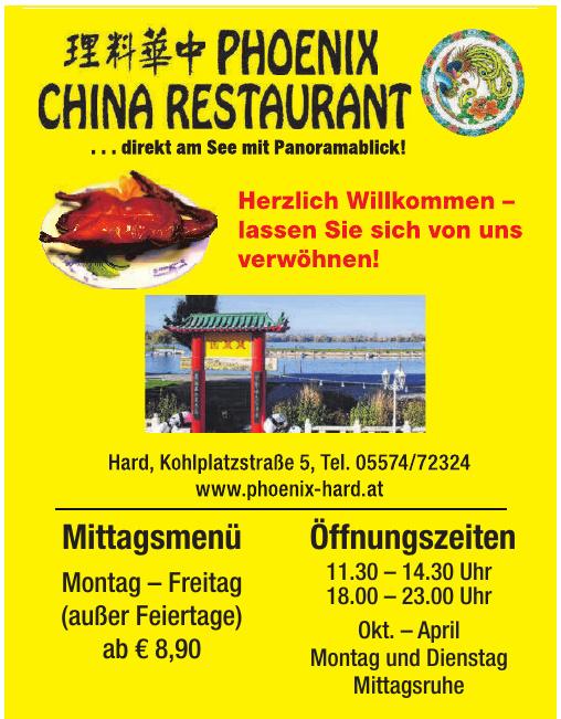 Phoenix China Restaurant