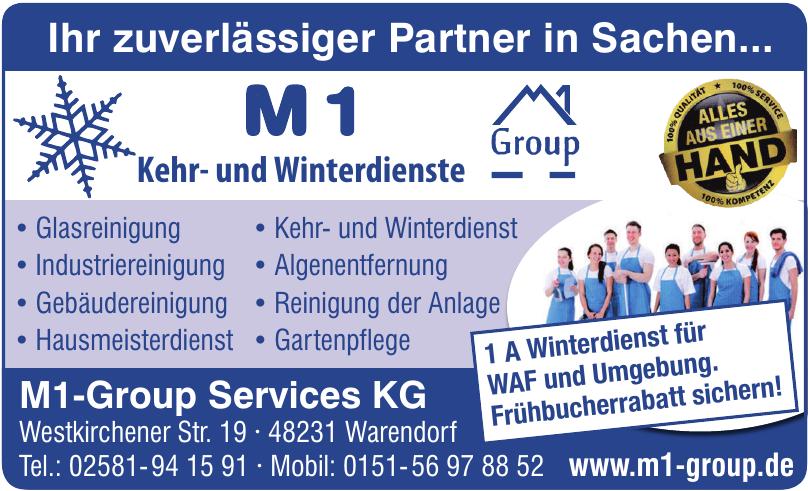 M1-Group Services KG
