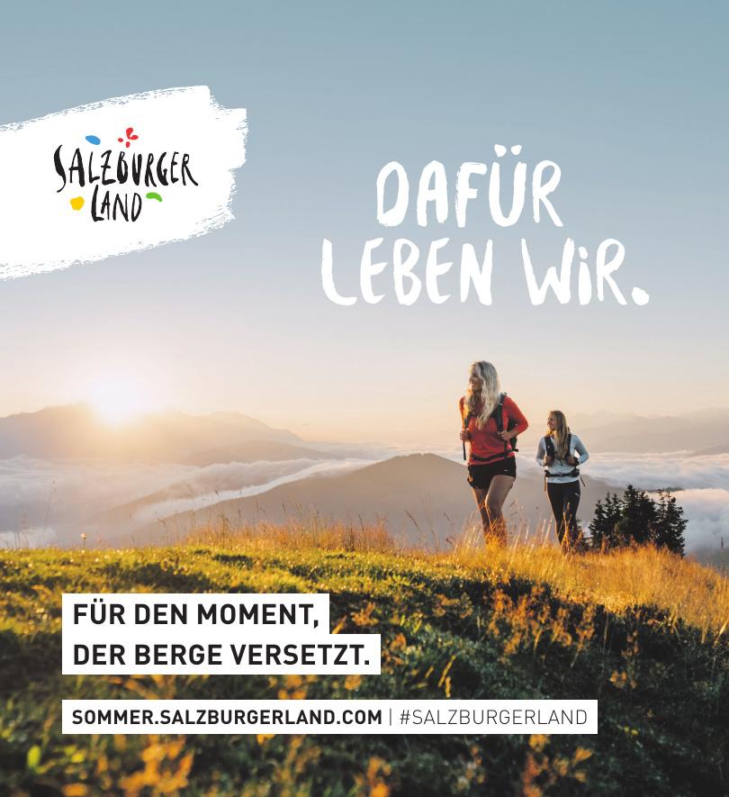SalzburgerLand - Dafür leben wir