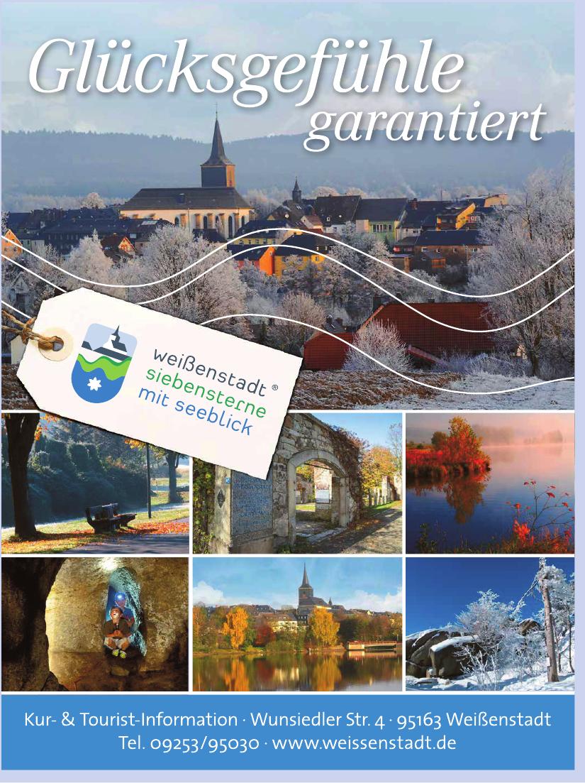 Weißenstadt: Kur- & Tourist-Information