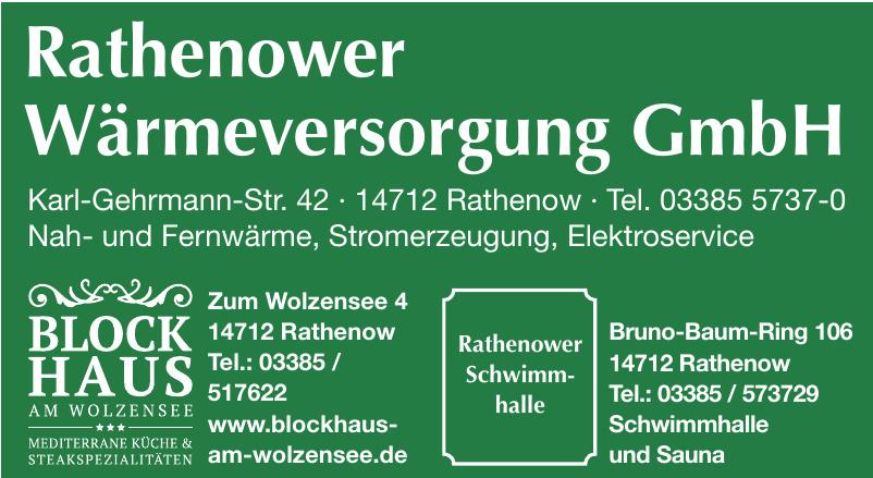 Blockhaus Am Wolzensee