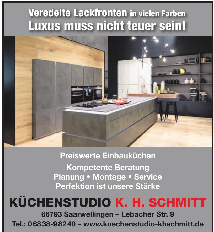 Küchenstudio K. H. Schmitt