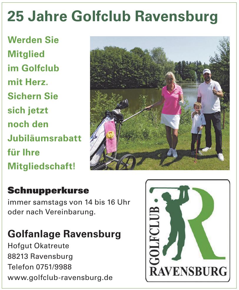 Golfanlage Ravensburg