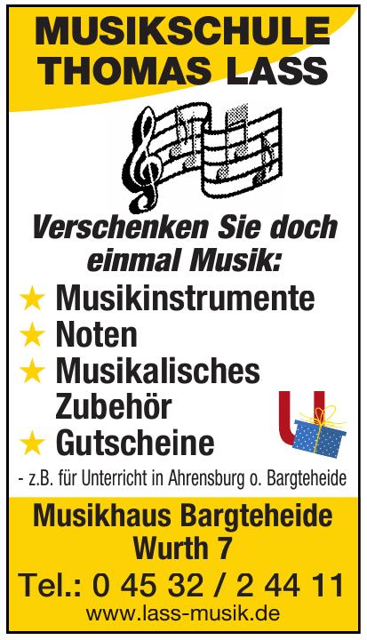 Musikschule Thomas Lass GmbH