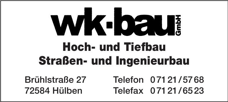 WK-Bau GmbH