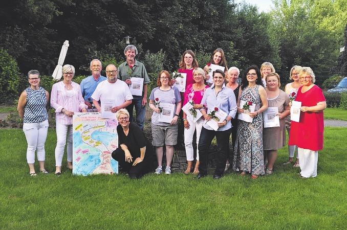 2012 eröffnete der Malteser Hospizdienst das TrauerZentrum für Angehörige in WiehlBild: Conny Kehrbaum