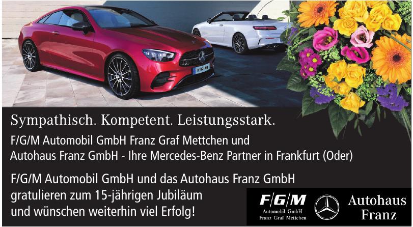 F/G/M Automobil GmbH