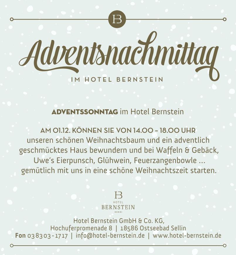 Hotel Bernstein GmbH & Co. KG