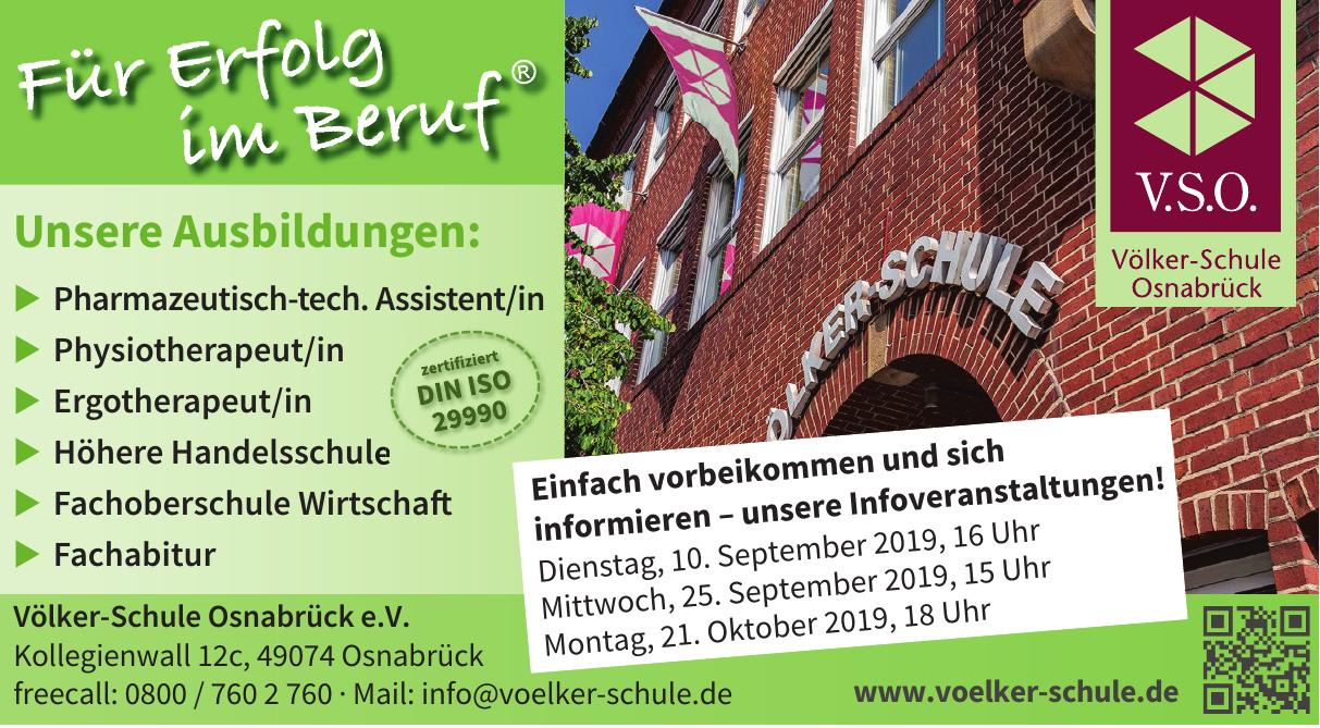 Völker-Schule Osnabrück e.V.