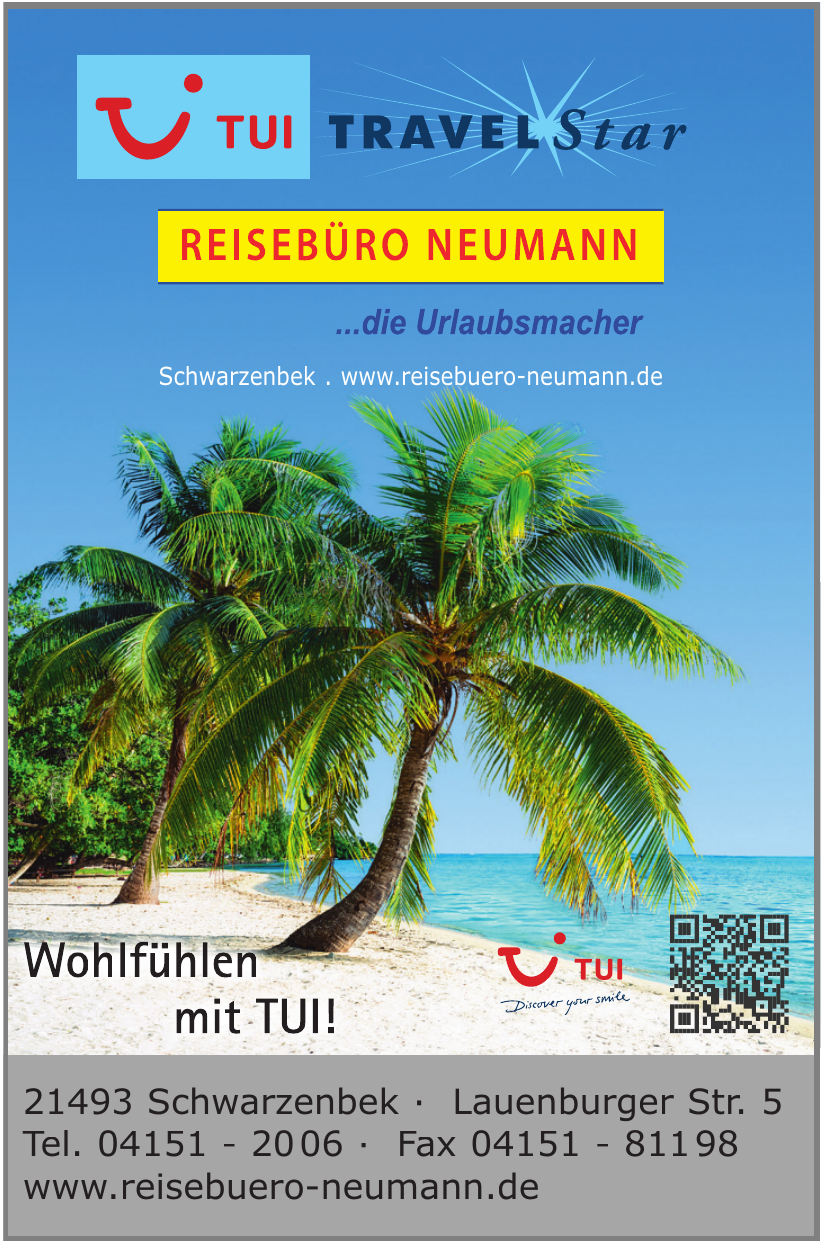 TUI Travelstar Reisebüro Neumann