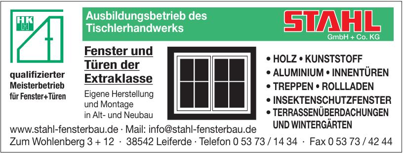 Stahl GmbH & Co.KG