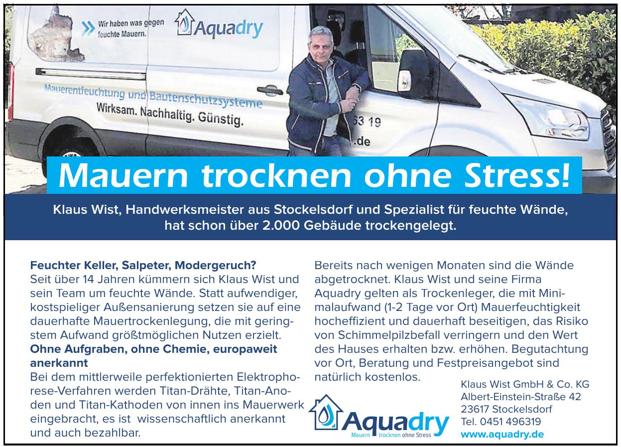 Aquadry Klaus Wist GmbH & Co. KG