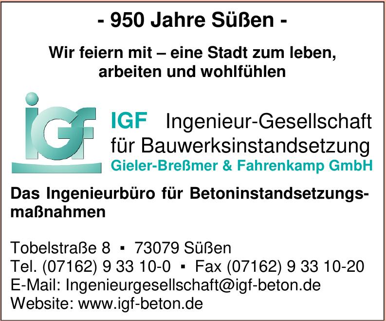 IGF Ingenieur-Gesellschaft