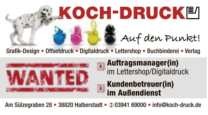 Koch-Druck