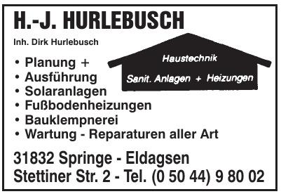 H.-J. Hurlebusch
