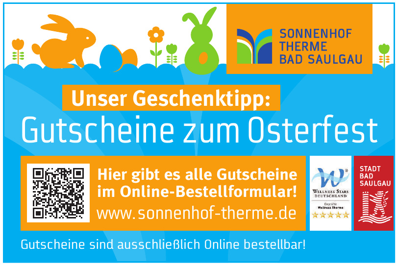 Sonnennhof-Therme Bad Salgau GmbH