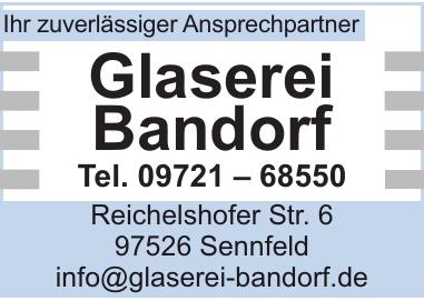 Glaserei Bandorf