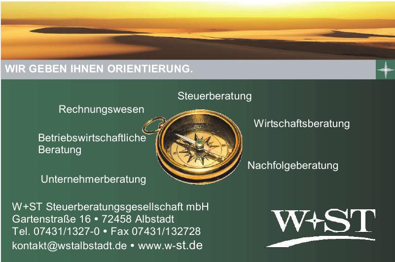 W+ST Steuerberatungsgesellschaft mbH