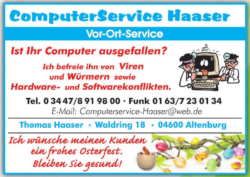 ComputerService Haaser