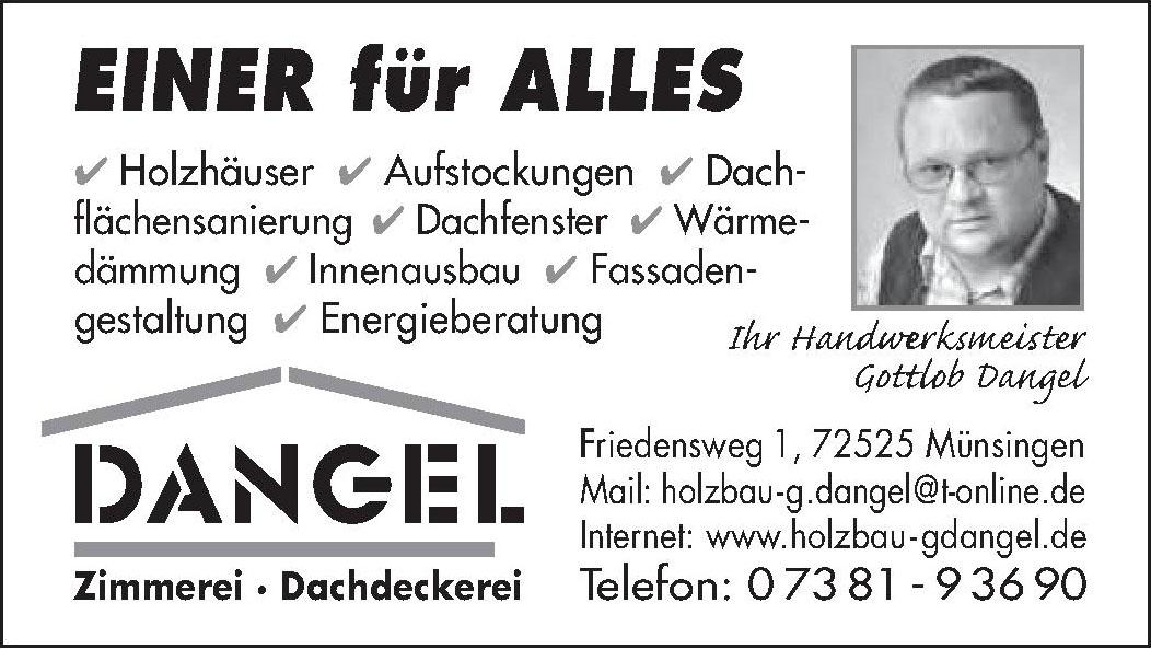 Holzbau G. Dangel